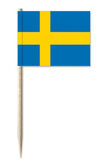 Minifahne Schweden