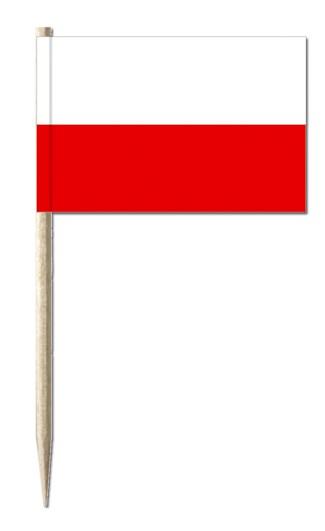 Minifahne Polen