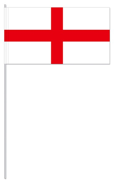 Papierfahnen England
