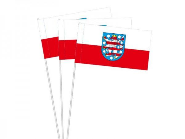 Papierfahnen Thüringen