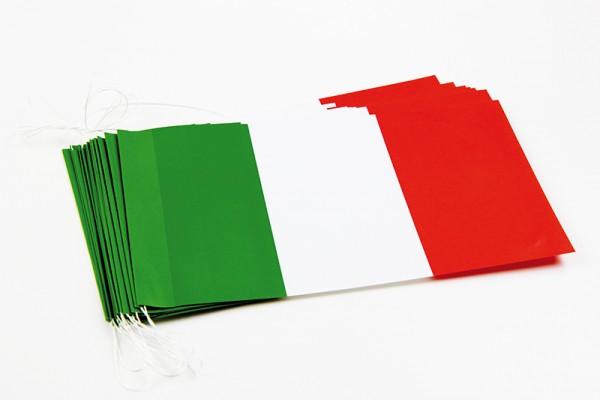 Fahnenketten Italien