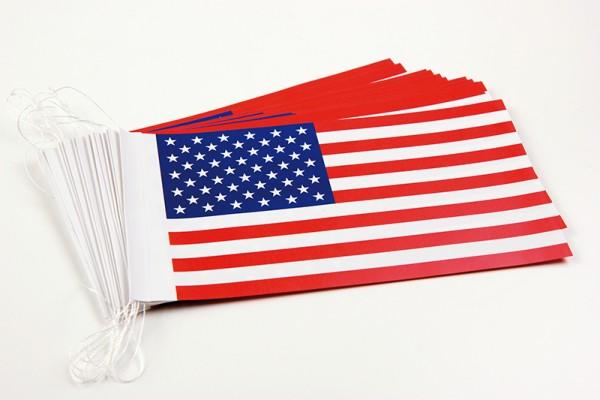 Fahnenketten USA