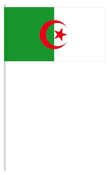 Papierfähnchen Algerien
