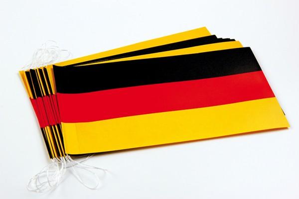 Fahnenketten Deutschland