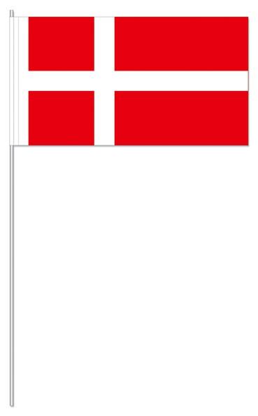 Papierfähnchen Dänemark