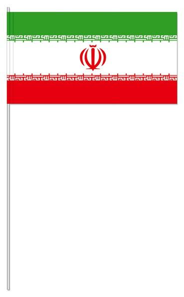 Papierfähnchen Iran