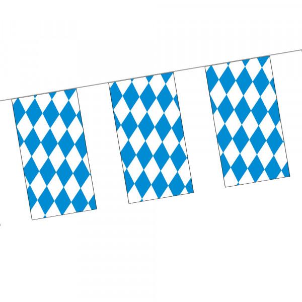 Fahnenketten Bayern