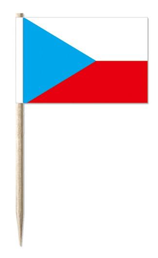Minifahne Tschechien