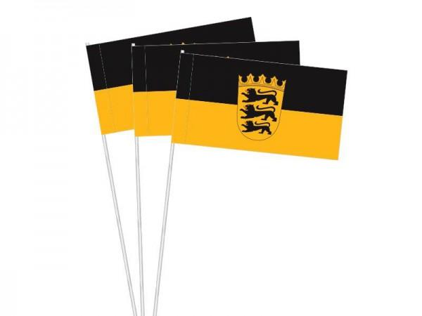 Papierfahnen Baden-Württemberg
