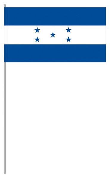 Papierfähnchen Honduras