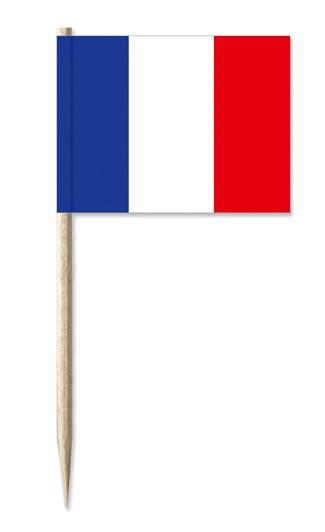 Minifahne Frankreich