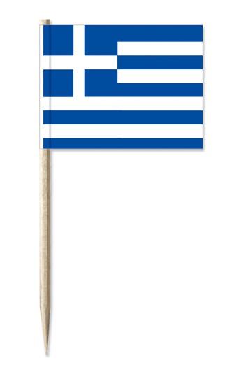 Minifahne Griechenland