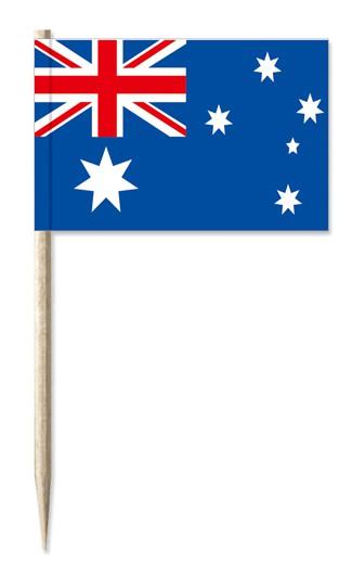 Minifahne Australien