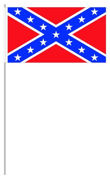 Papierfahnen Südstaaten