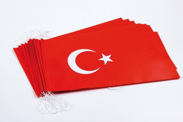 Fahnenketten Türkei