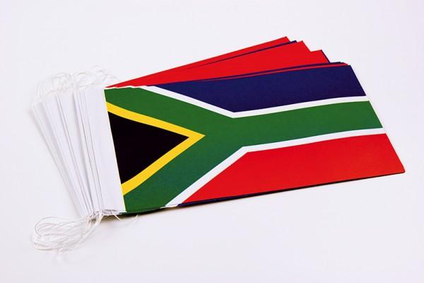 Fahnenketten Südafrika