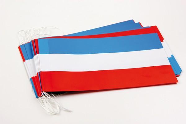 Fahnenketten Luxemburg