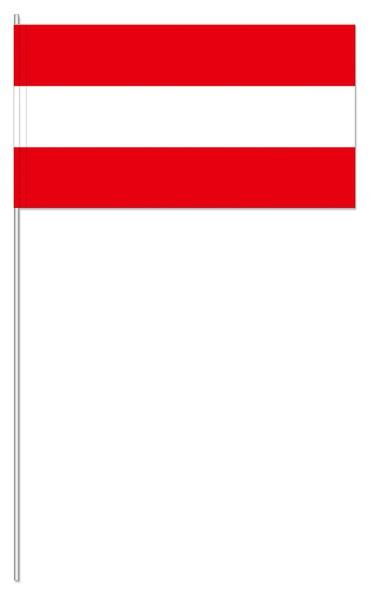 Papierfähnchen Österreich