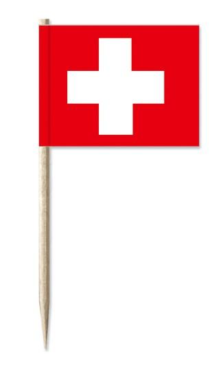 Minifahne Schweiz