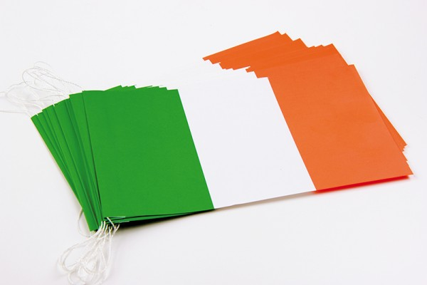 Fahnenketten Irland