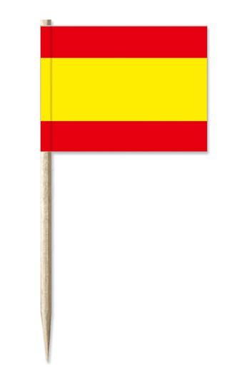 Minifahne Spanien