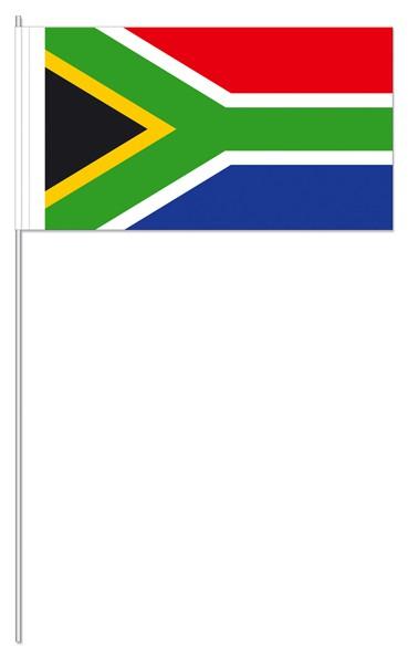 Papierfähnchen Südafrika