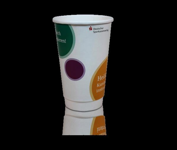 Becher Heißgetränke 400 ml