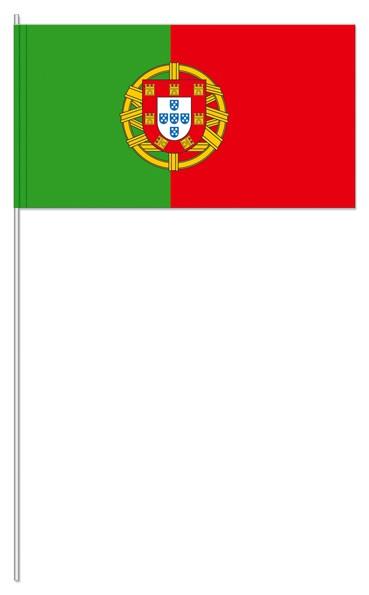 Papierfähnchen Portugal