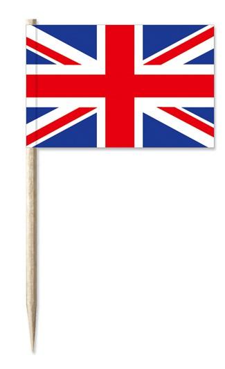 Minifahne Großbritannien
