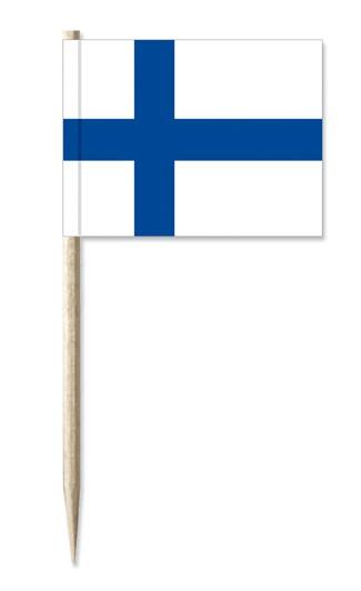 Minifahne Finnland