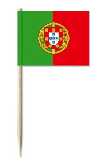 Minifahne Portugal