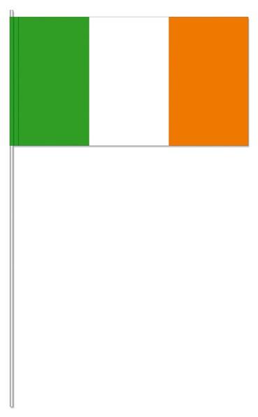 Papierfähnchen Irland