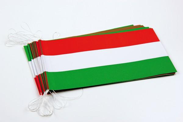 Fahnenketten Ungarn