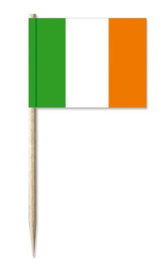 Minifahne Irland