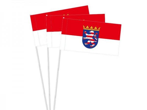 Papierfahnen Hessen